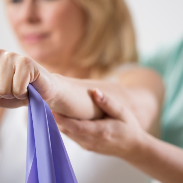 Is your swollen arm a sign of lymphedema?