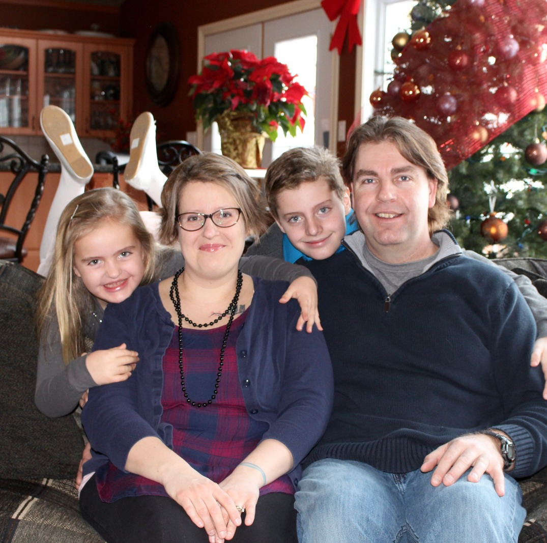 Young mother faces metastatic breast cancer