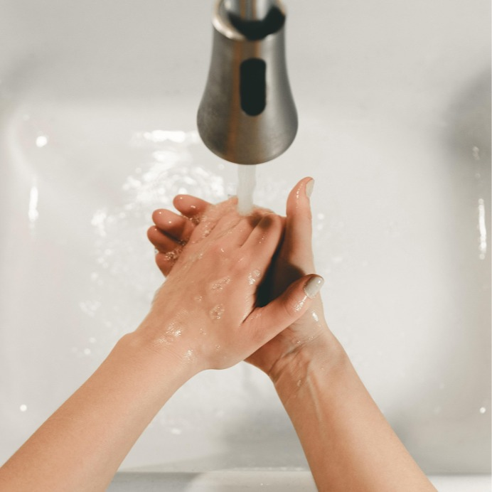 How Handwashing and Social Distancing Can Keep You Safe