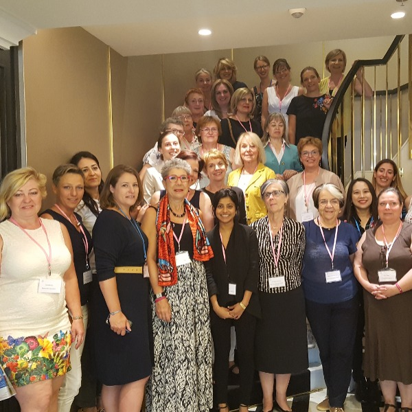 """Nothing about us, without us""- Key lessons learnt from the Breast Cancer Patient Group Forum"
